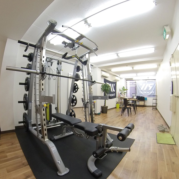 REAL WORKOUT 秋葉原・神田の画像