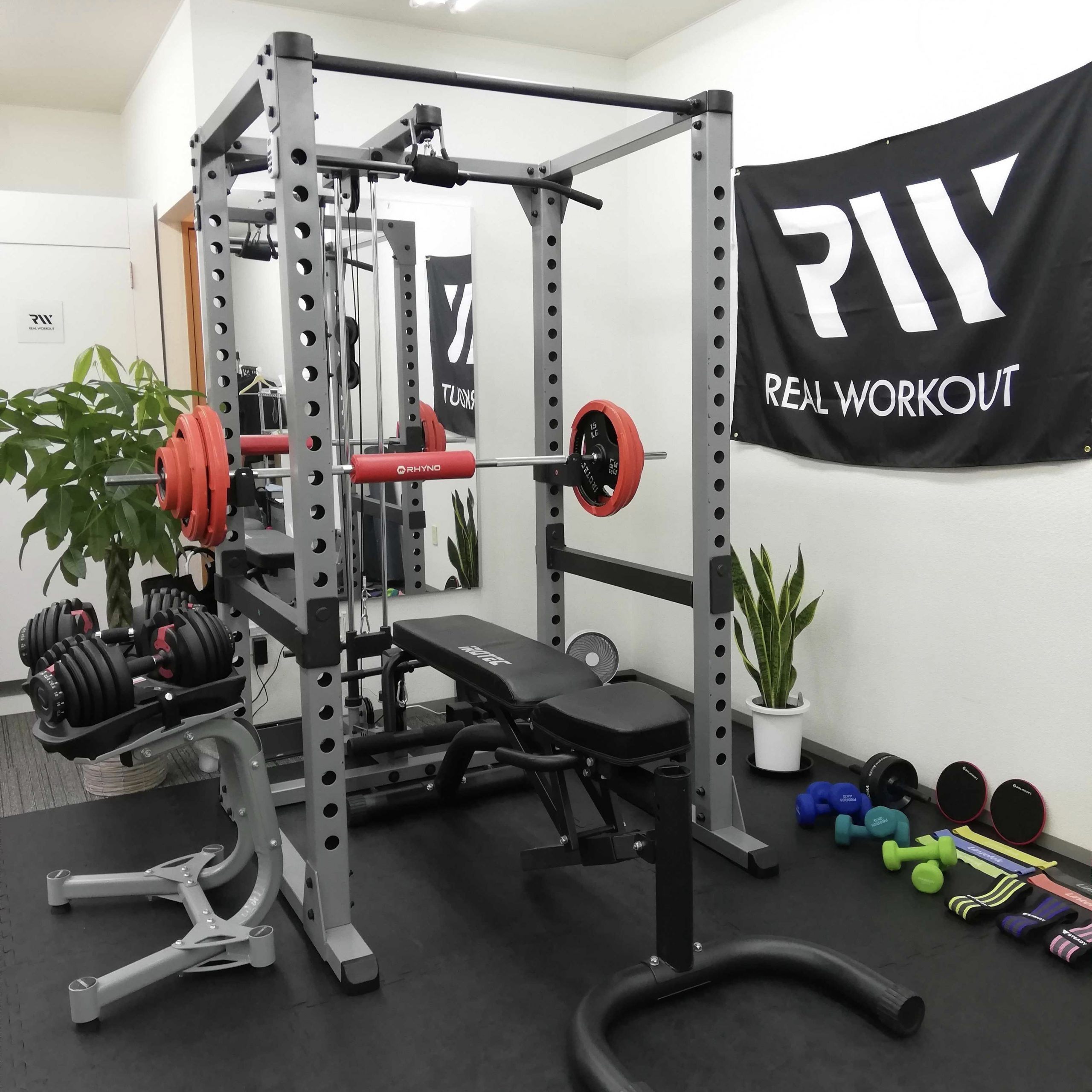 REAL WORKOUT羽田店の画像