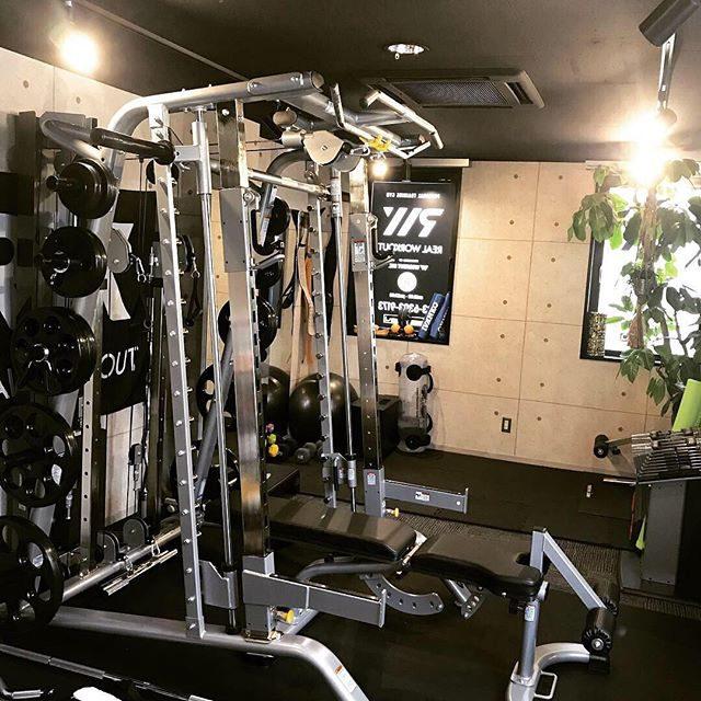 浦和のパーソナルトレーニングジム